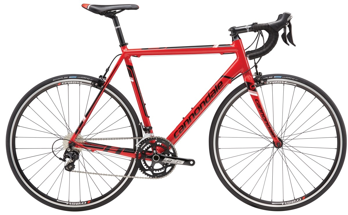 2016 Cannondale Road Bike