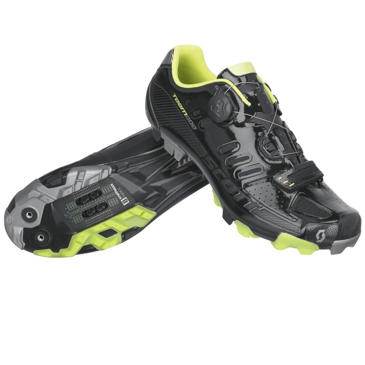 Scott Mtb Shoe Team Boa Blak/Green