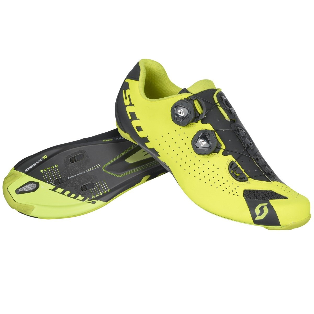Scott Road Rc Shoe Yellow/Black