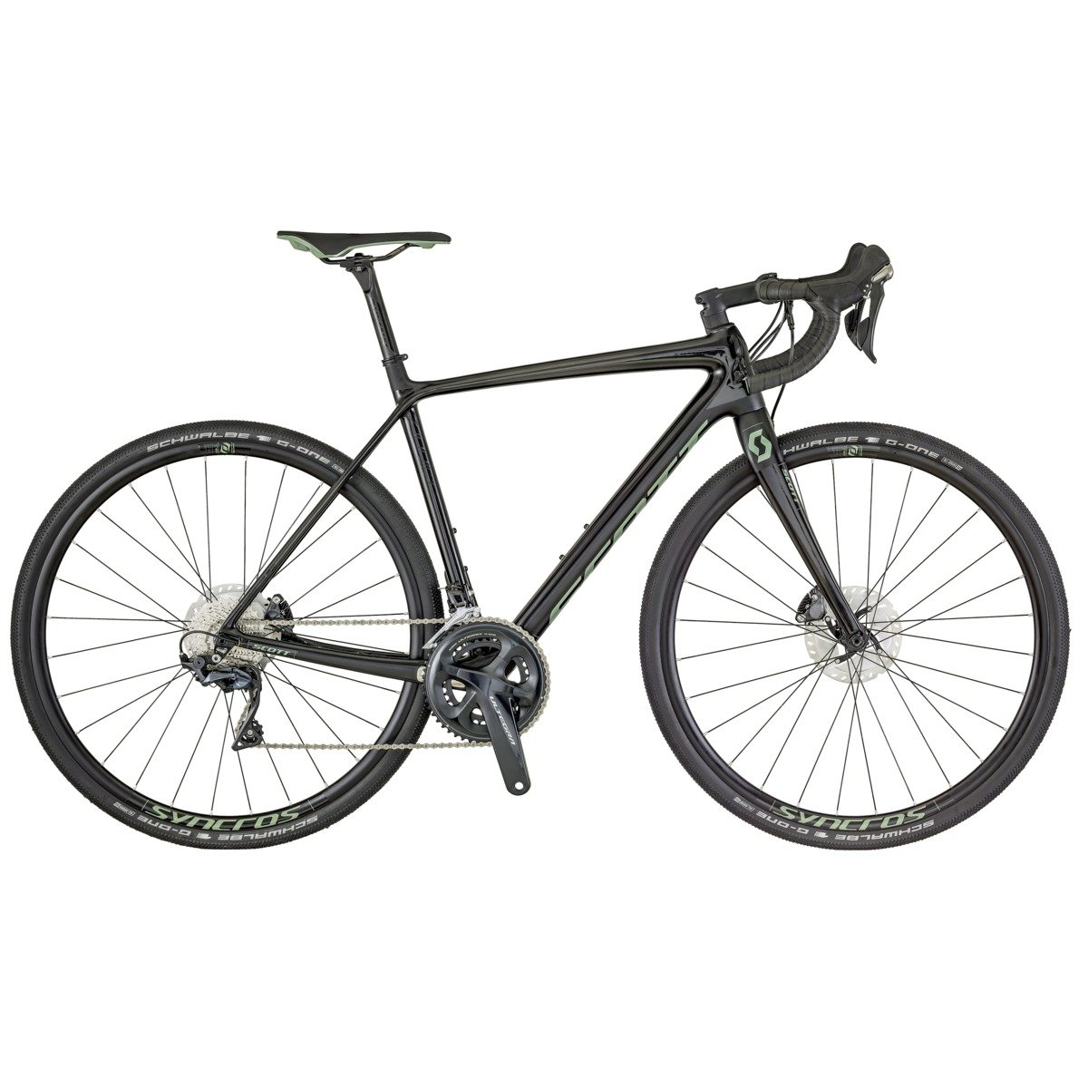 Scott Addict 20 CX Disc 2018