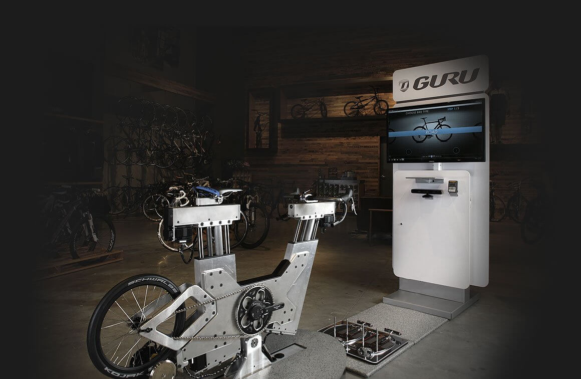 Guru Bike Finder