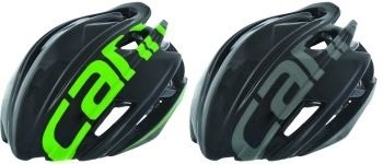 Cd Cypher Aero Helmet In Black And Green