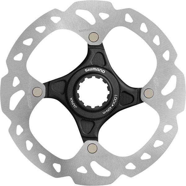 Shimano XT and Saint SM-RT81 Ice Tech Centre-Lock disc rotor 140 mm