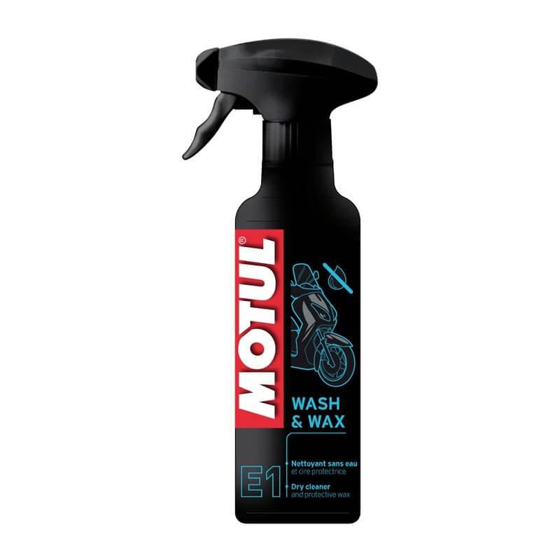 Motul E1 Wash and Wax 400ml