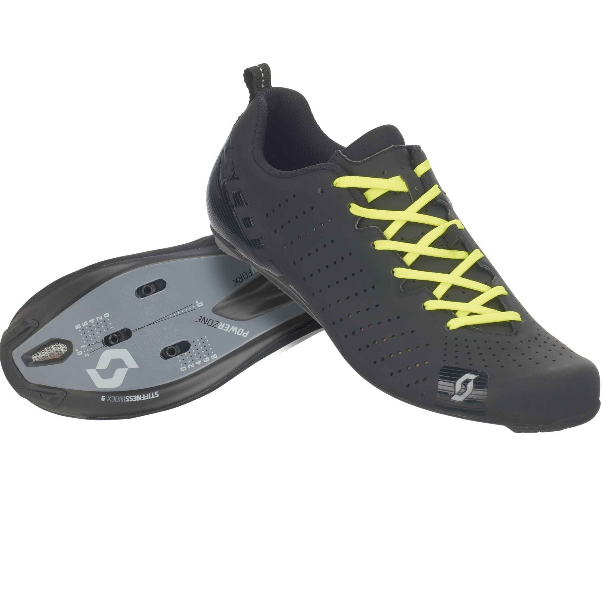 Scott Road RC Lace Cycling Shoe Black 2018