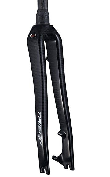 Trigon Xc08A Fork 700C Tapered Black