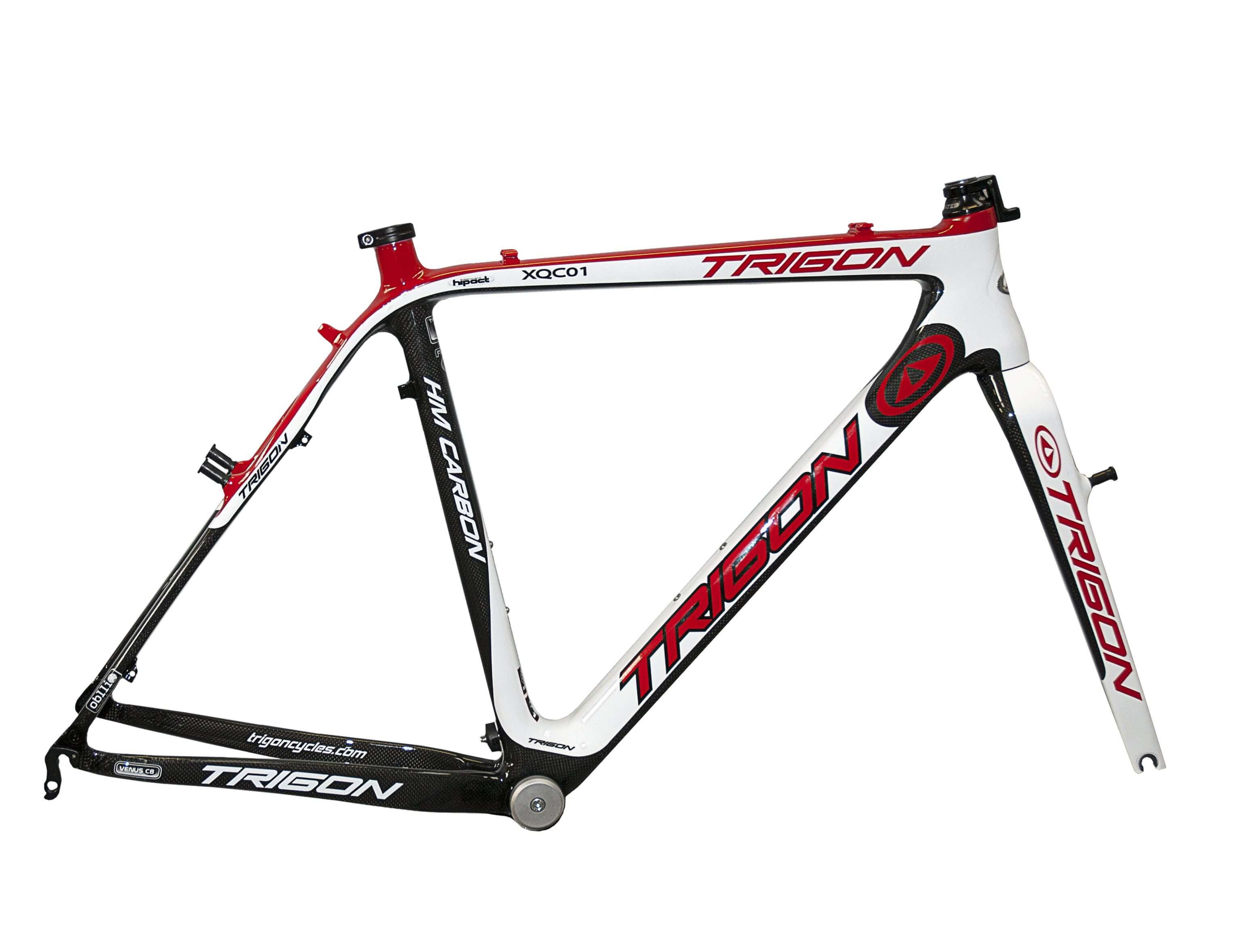 Trigon Xqc01 BB30 Cyclocross Bike Frame Pod
