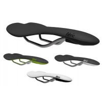 Fabric Scoop Flat Elite Saddle Blk/Blk