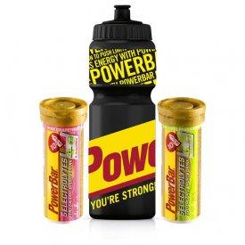 Powerbar 5 Electrolyte Tabs Plus Bottle
