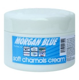 Morgan Blue 200cc soft chamois cream