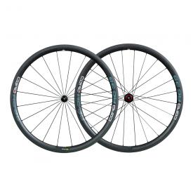 Cero RC35 Carbon Clincher wheelset