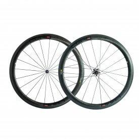 Cero RC45 Evo Carbon Clincher wheelset