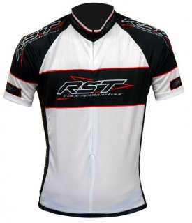 Rst Premium Line Short Sleeve Ladies Jersey White