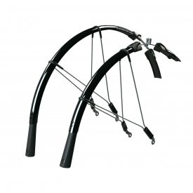 SKS Raceblade Long Mudguard Set Black