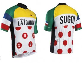 Sugoi Tour De France Short Sleeve Jersey