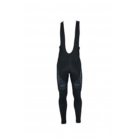 Rst Premium Line Thermal Pad Bib Tights Black