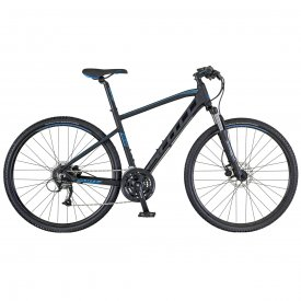 Scott Sub Cross 40 Mens Hybrid bike 2018