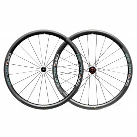 Cero RC35 Carbon Clincher wheelset