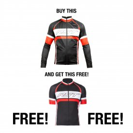 Rst Elite Line Combi Light Bundle Deal (Free S/S Jersey)
