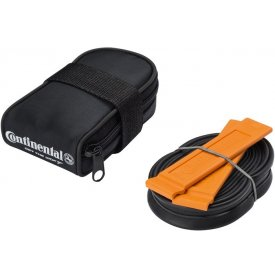 Continental Saddlepack With Innertube and Tyre Levers