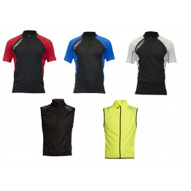 Rst Premium Line Gilet And S/S Jersey Bundle