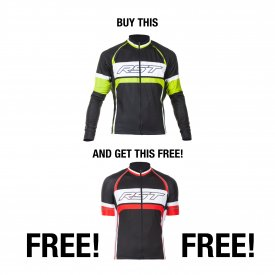 Rst Elite Line Bundle Deal (Free S/S Jersey)