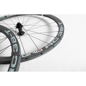 Cero RC38-T Disc Carbon Tubular wheelset
