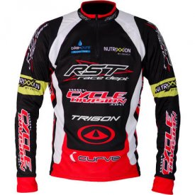 Rst Team Rep 2 Freeride Mtb Jersey