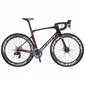 Scott Foil Ultimate Disc Bike