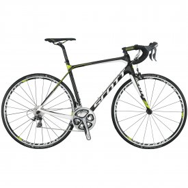 Scott Solace 10 2014 With 53/39 Chainset M 54