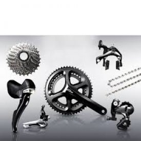 Shimano 5800 105 11Sp Groupset 172.5 Compact 11-28