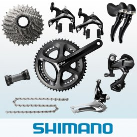Shimano 5800 105 11Sp Groupset 172.5 Compact 12-25