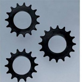 "Shimano D/Ace 7600 Sprocket Track 1/8"" 15T"