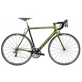 Cannondale 2016 Super Six Evo Hi Mod Ultegra Green