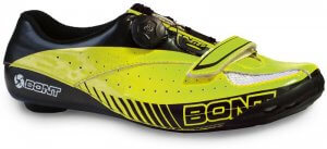 Bont Blitz Road Shoe Flo Yellow