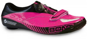 Bont Blitz Road Shoe Pink