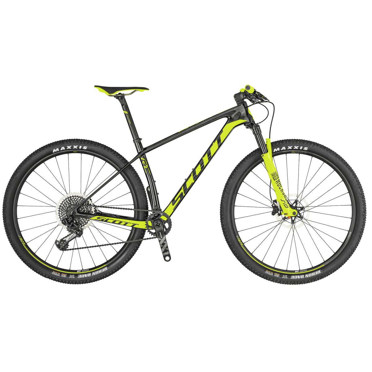 Scott Scale RC 900 WC mountain bike 2019