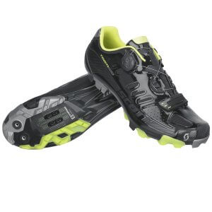 Scott Mtb Shoe Team Boa Blak/Green