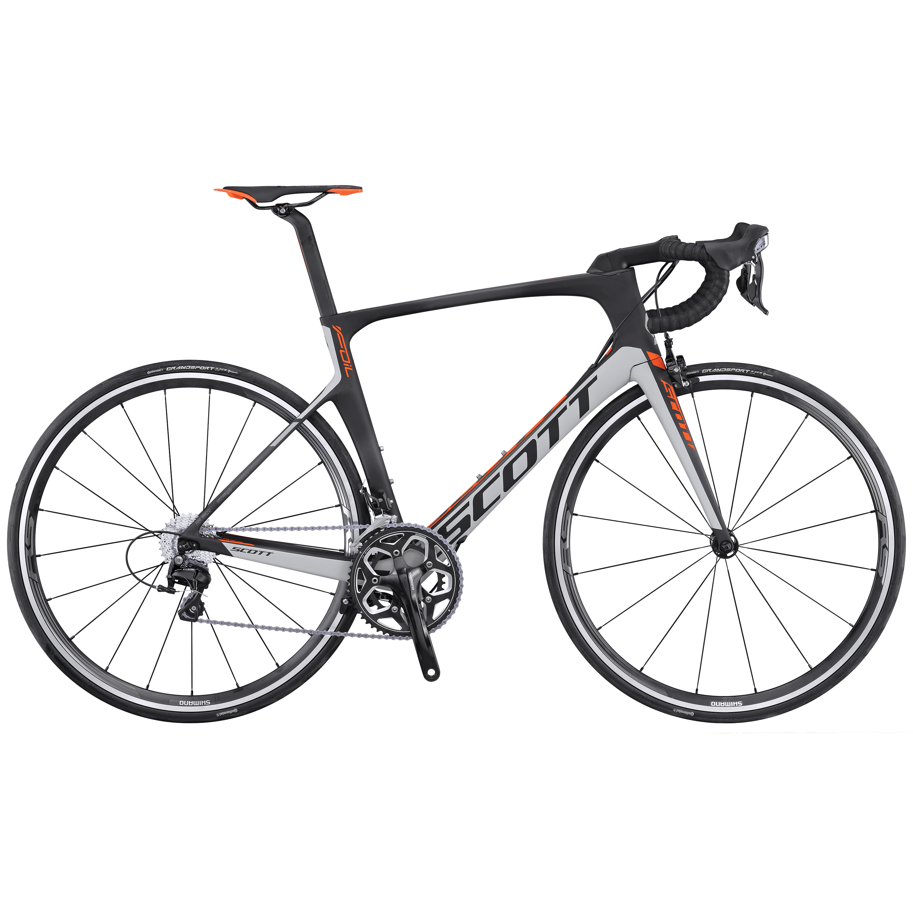 Scott Road Bikes Scott Foil 30 2016 At Cycle Division