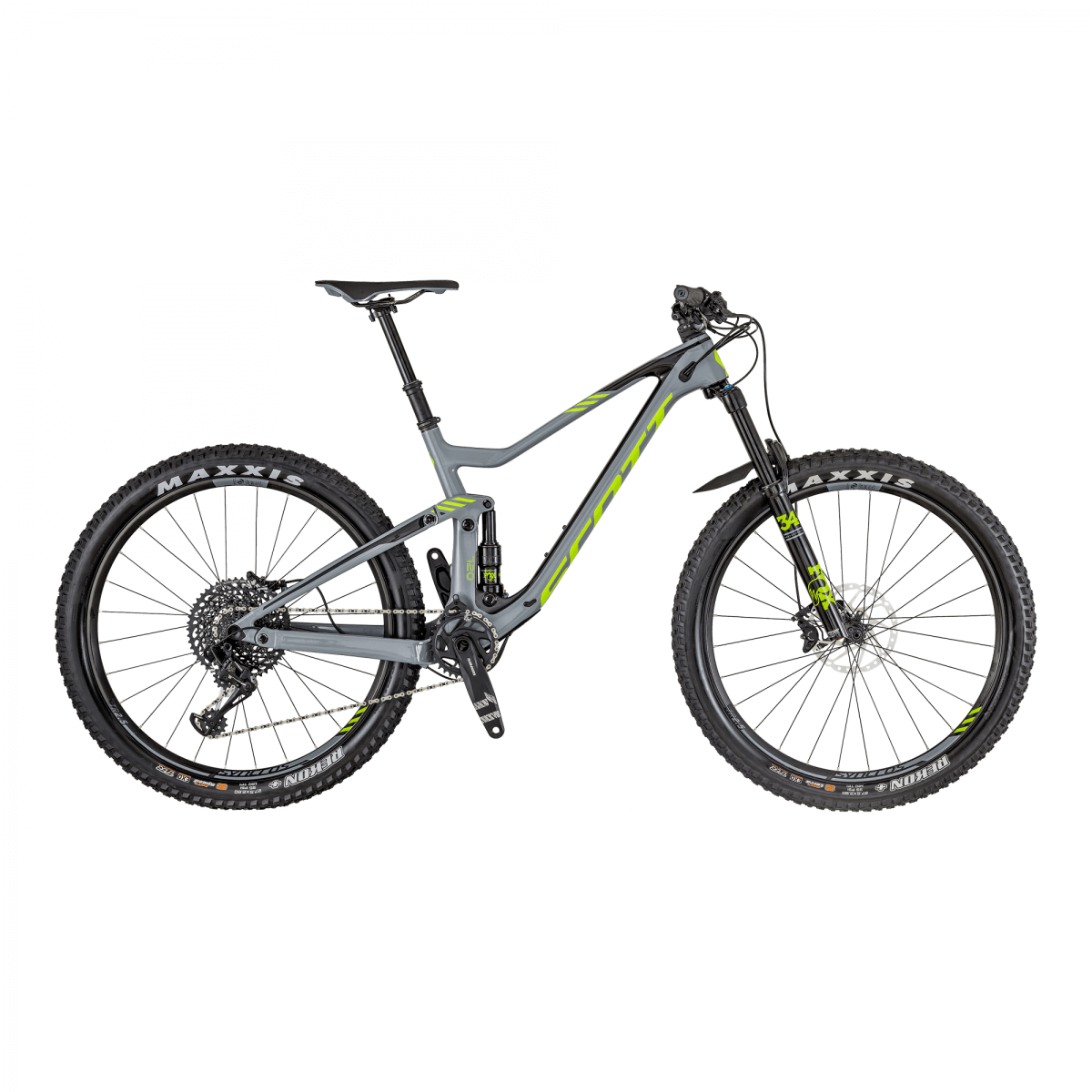 Ex Demo Scott Genius 720 2018