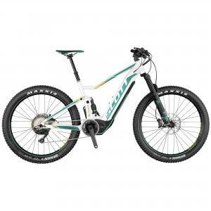 Scott E-Contessa Spark 710 Plus E Bike 2017
