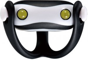 Infini Wukong Silicone Front Light, Black