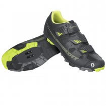Scott Mtb Shoe Elite Black And Green