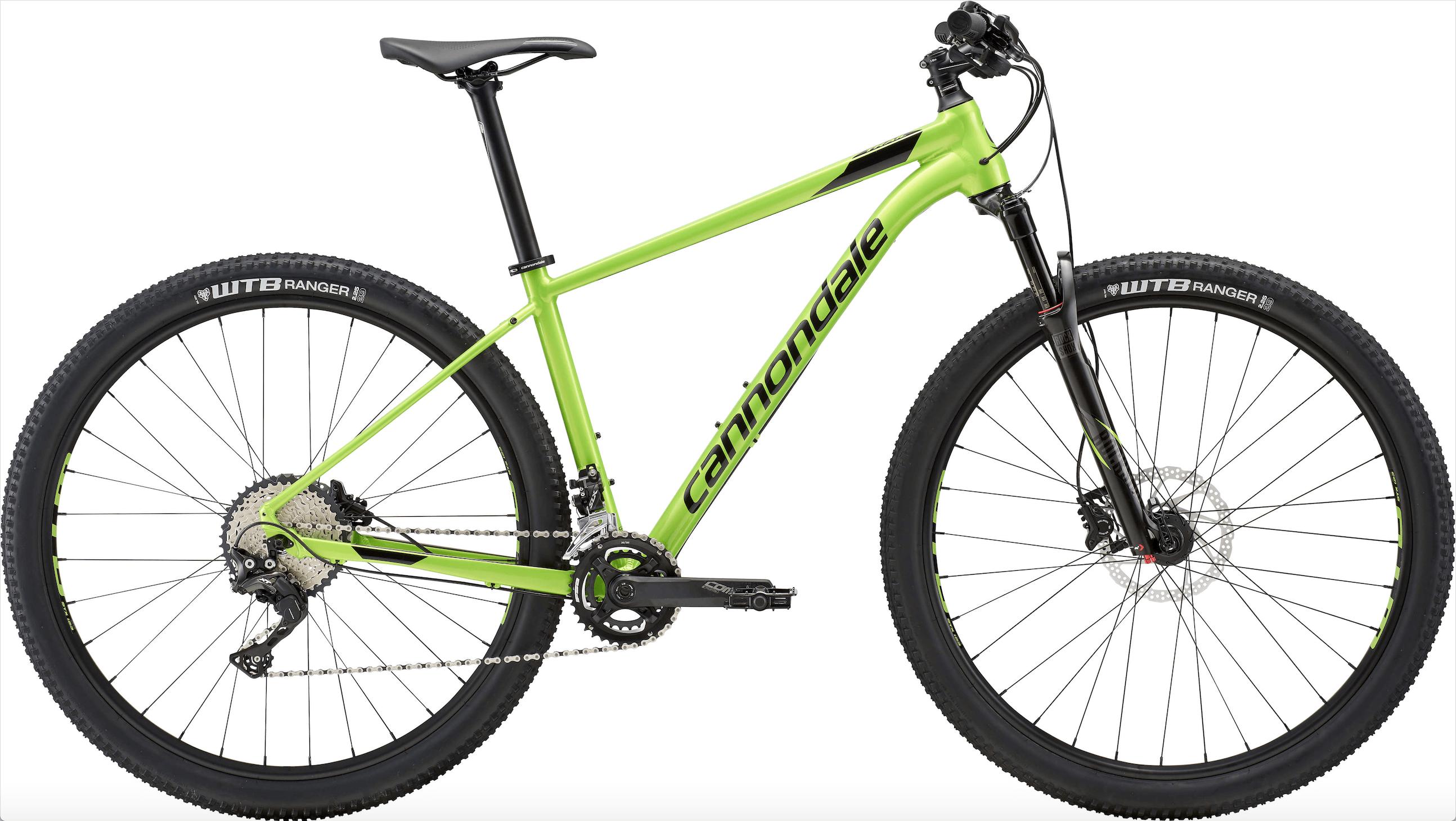 Cannondale Trail 7 Mountatin Bike 2018 Mountain Bikes