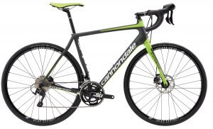 Cannondale Synapse 105 5 Disc Black 2017