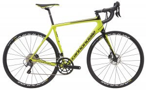 Cannondale Synapse Sm Ultegra Neon Spring 2016