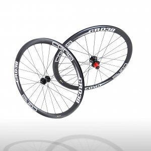 Cero CRD38 Disc Carbon Clincher Wheelset WAS £799.99