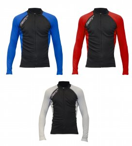 Rst Premium Line Long Sleeve Jersey Full Zip