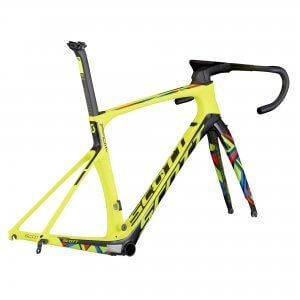 Scott Foil Limited Edition Rio HMX Frameset 2017