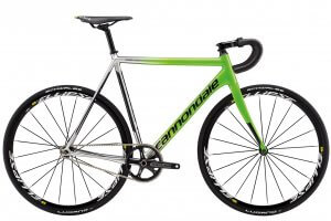 Cannondale Cd15 Caad10 Track Green Road Bike
